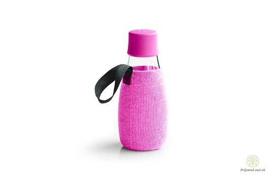 Retap - obal 300ml - ružový úplet