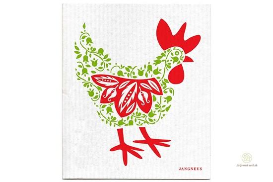 Hubka - sliepočka zelená