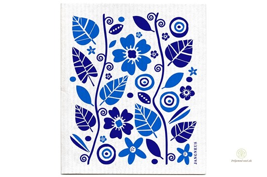 Hubka - záhrada modrá