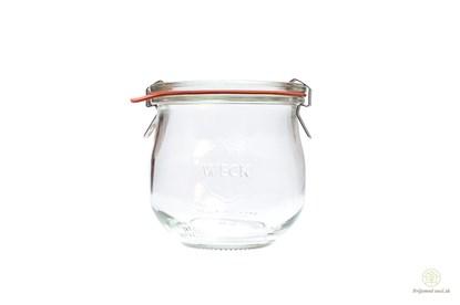 Obrázok pre výrobcu Zavárací pohár Weck tulipán - 370ml