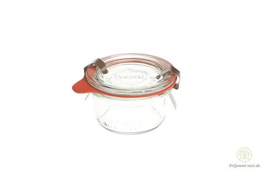 Zavárací pohár Weck mini - 50ml