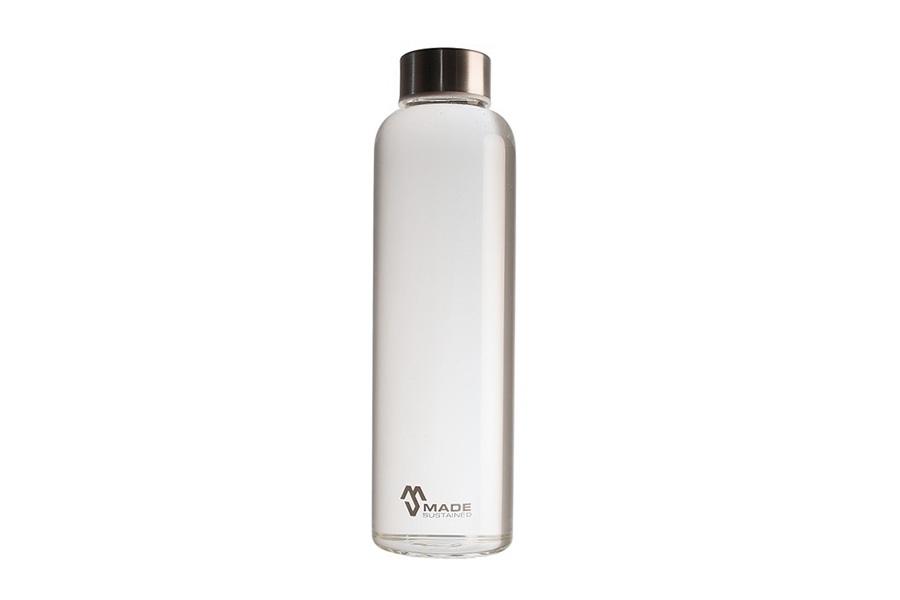 MS - sklenená fľaša 350 ml Knight Príjemné veci - domácnosť bez ... 2d12de26031