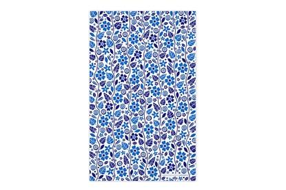 Obrázok pre výrobcu Utierka - záhrada modrá