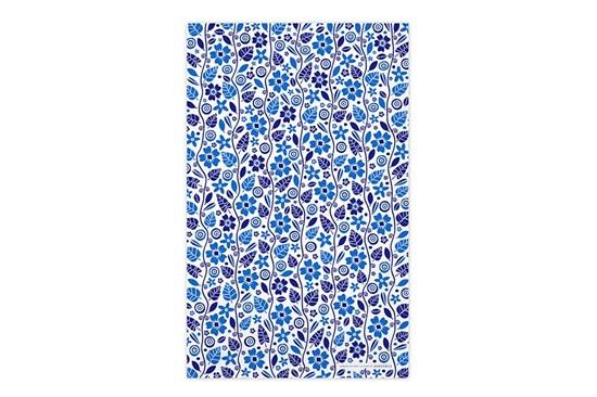 Utierka - záhrada modrá