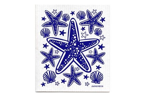 Hubka - hviezdica modrá