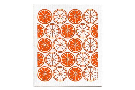 Hubka - citrus oranžový