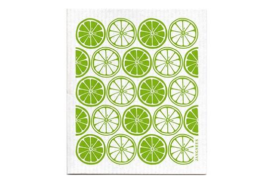 Hubka - citrus zelený