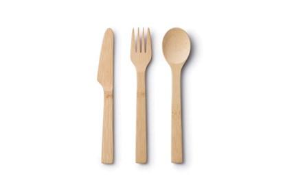 Obrázok pre výrobcu Bambusový príbor