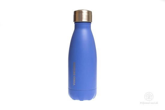 Termofľaša Yoko Design - 260ml - matná modrá