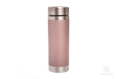 Obrázok pre výrobcu Termoplechovka Yoko Design na čaj - 350ml - rosé