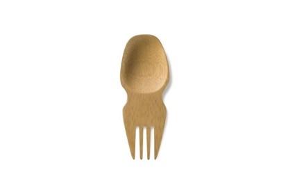 Obrázok pre výrobcu Bambusová lyžičkovidlička - mini