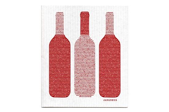 Hubka - víno červené