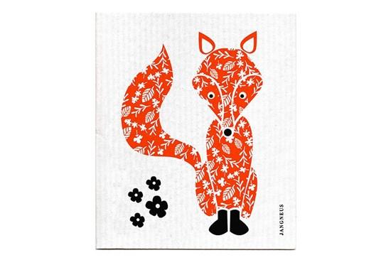 Hubka - líška oranžová