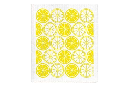 Hubka - citrus žltý