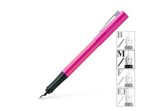 Plniace pero - ružové