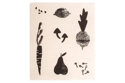 Obrázok pre výrobcu Hubka Egreš - čierna zelenina +žltá grátis