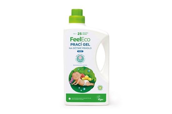 """Feel Eco prací gél """"Baby"""" - na detskú bielizeň -1,5L"""
