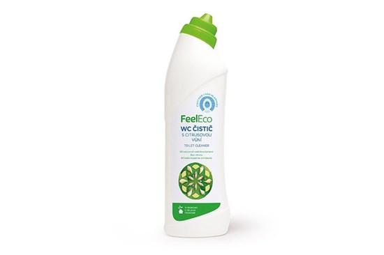 Feel Eco čistič na WC - 750ml