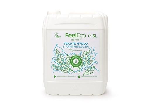 Feel eco tekuté mydlo s pantenolom - 5l