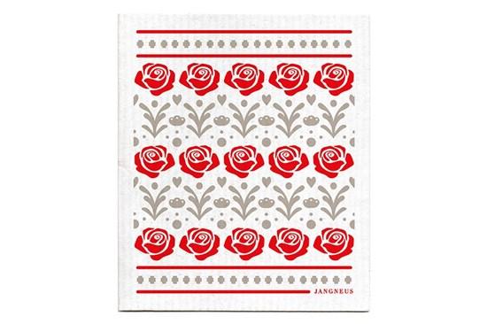 Hubka - ruže červené