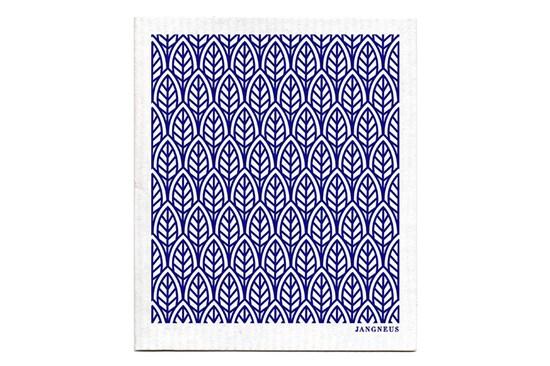 Hubka - malé lístky modré