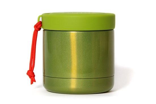 Goodbyn -Termoska na jedlo 355ml-zelená