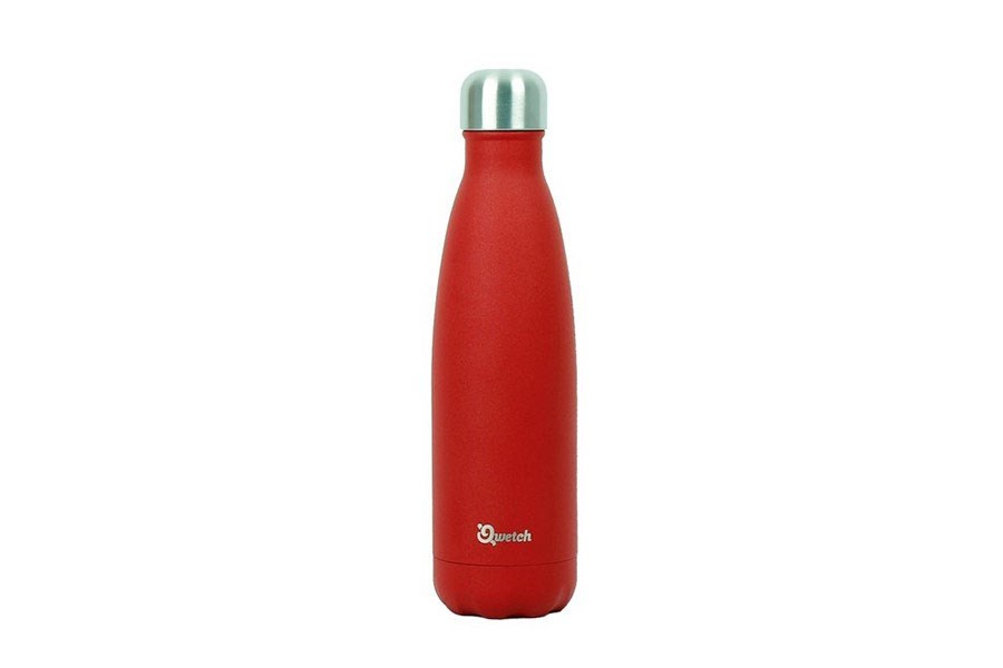 Termofľaša Qwetch - 500ml - červená Príjemné veci - domácnosť bez ... 046f4f01b03