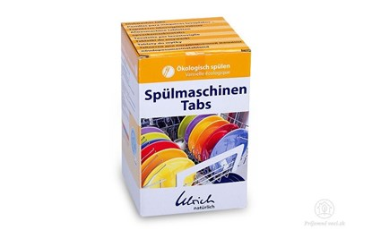 Obrázok pre výrobcu Ulrich tablety do umývačky 60ks