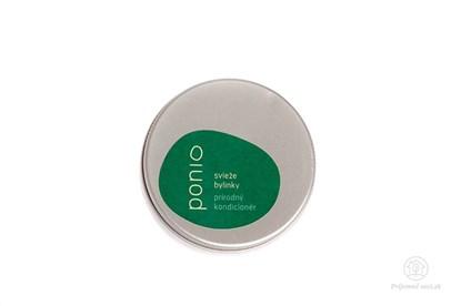 Obrázok pre výrobcu Kondicionér Ponio - svieže bylinky