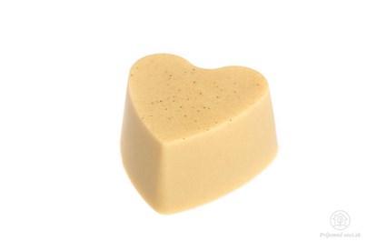 Obrázok pre výrobcu Masážna kocka  - vanilkové srdce
