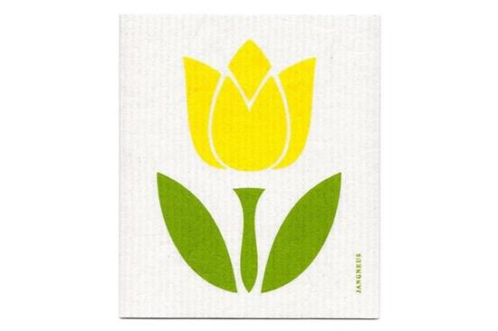 Hubka - tulipán žltý