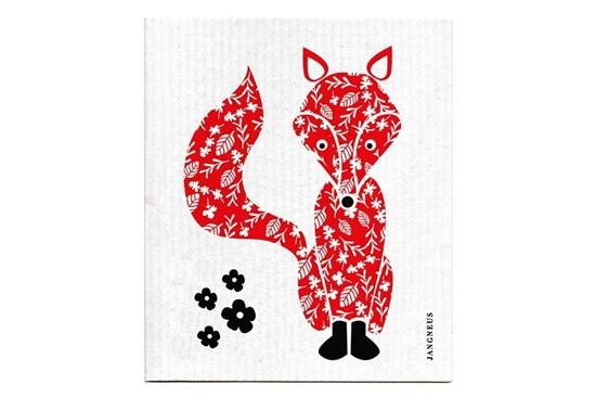 Hubka - líška červená