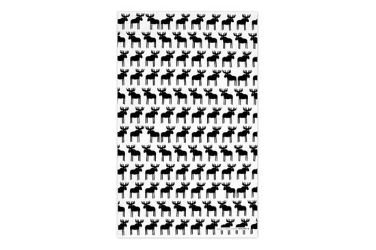 Utierka – soby čierne