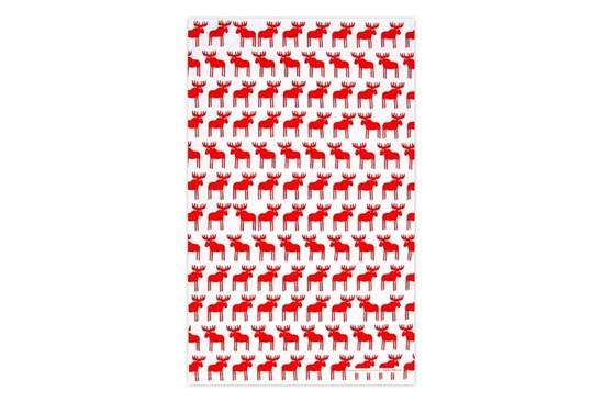 Utierka – soby červené