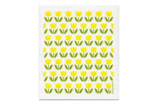 Hubka - malé tulipány žlté