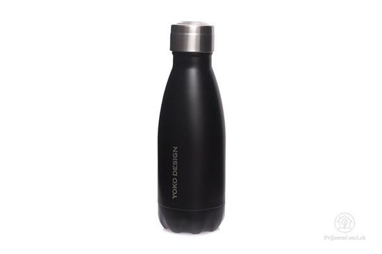 Termofľaša Yoko Design - 260ml - čierna