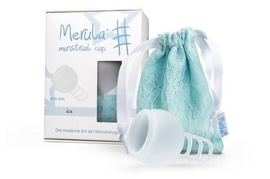 Menštruačný kalíšok Merula - ľad