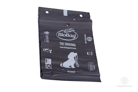 Kompostovateľné vrecká pre psíkov Biobag - 50ks