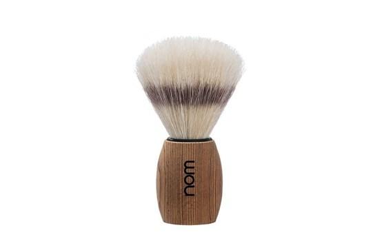 Štetka na holenie OLE - smrekové drevo