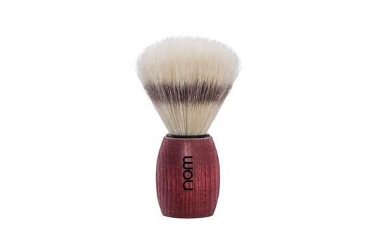 Štetka na holenie OLE - červenkastý jaseň