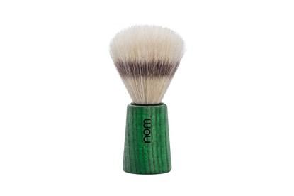 Obrázok pre výrobcu Štetka na holenie THEO - zelený jaseň
