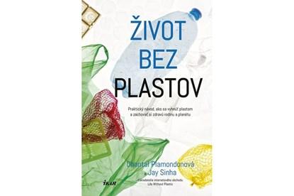 Obrázok pre výrobcu Život bez plastov - kniha
