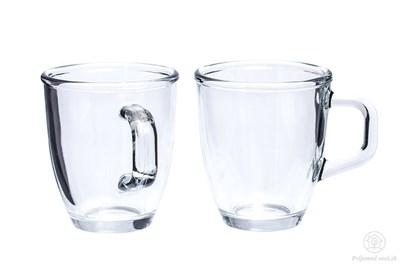 Obrázok pre výrobcu Poháre Glasslock z pevného skla - 2ks