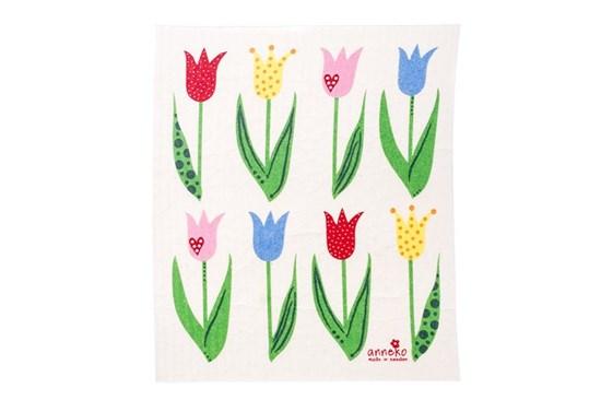 Hubka - tulipány