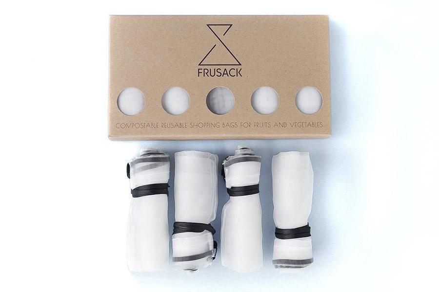 6e2c105d2b Vrecká Frusack Príjemné veci - domácnosť bez odpadu - zero waste