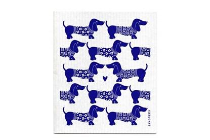 Obrázok pre výrobcu Hubka - jazvečíky modré