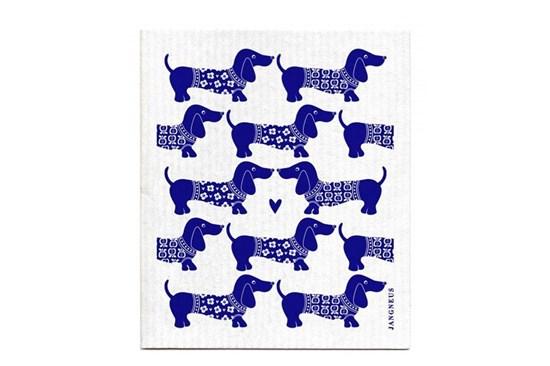 Hubka - jazvečíky modré