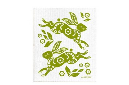 Obrázok pre výrobcu Hubka - králiky zelené