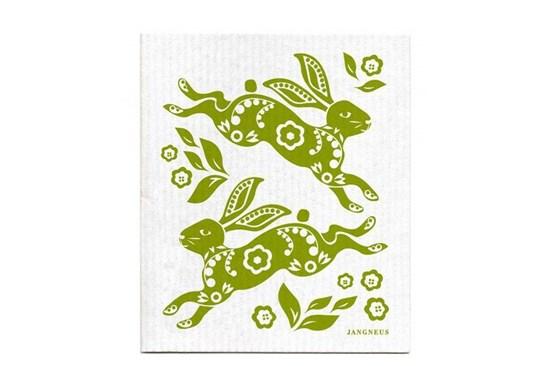 Hubka - králiky zelené