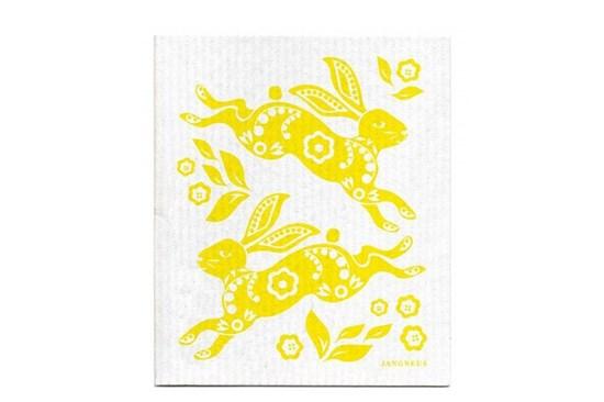 Hubka - králiky žlté